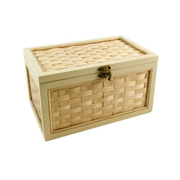 Daisy Bamboo Ashes Casket
