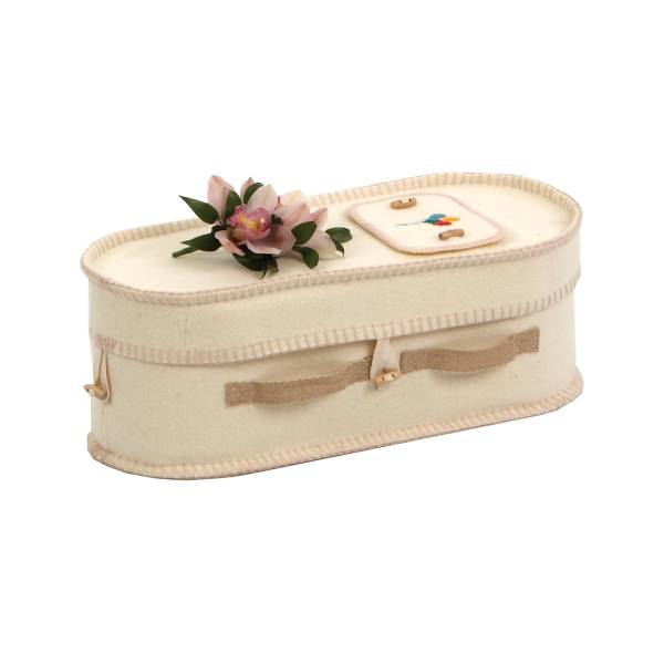 Natural Legacy Baby Coffin